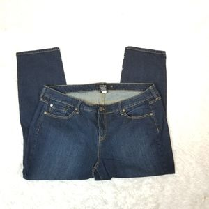 Torrid Ladies Blue Denim Jeans Size 22 - Cotton